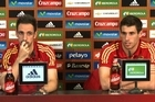 Spain have a simple plan to beat France in Saturday's Euro 2012 quarter-final in Donetsk: Keep possession and smother dangerman Franck Ribery.