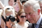 Prince Charles and wife Camilla are apparently excited about unveiling a statue of Hairy Maclary from Donaldson's Dairy.