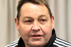 Steve Hansen. Photo / Geoff Sloan
