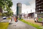 Artist's impression / Architectus