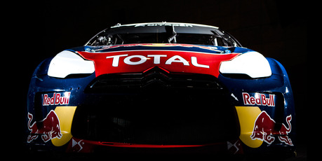 Sebastien Loeb will take the wheel  in a monster-spec version of his Citroen DS3. Photo / Supplied