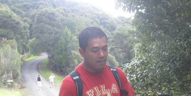 Ronnie Fong was found last night after a search-and-rescue operation. File photo / Supplied
