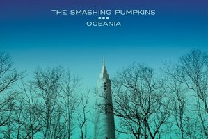 Album cover for Oceania by The Smashing Pumpkins. Photo / Supplied
