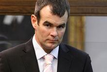 Ewen Macdonald in court
