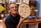 Jordan Voudouris, 55, was found dead outside his Paeroa shop, Mykonos Pizza, on Monday. Photo / Supplied.