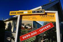 Big-city prices mean the first-home deposit subsidy has been of limited use to buyers in the main centres. Photo / Neville Marriner