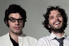 Flight of the Conchords are currently on their first national tour in years. Photo / File