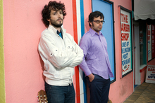 Comedy duo Flight of the Conchords. Photo / Supplied