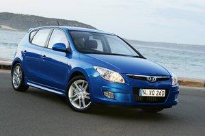 Hyundai i30 CRDi elite.  Photo / Supplied
