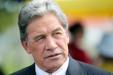 Winston Peters won't rule out New Zealand First  negotiating a confidence-and-supply agreement with Labour after the next election. Photo / Doug Sherring