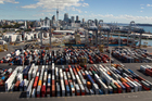 Half of exporters expect growth in the next 12 months. Photo / Brett Phibbs