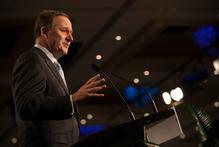 Prime Minister John Key. Photo / Greg Bowker
