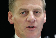 Finance Minister Bill English has criticised the Green Party over the spending of taxpayer money. Photo /  Mark Mitchell.