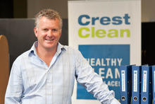 Crest Clean boss Grant McLauchlan has called for a Ministerial Inquiry into the performance of the Employment Court of New Zealand. Photo/ Supplied 
