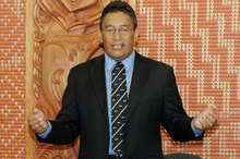 Hone Harawira. Photo / NZPA