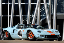 Ford GT40 Mirage 1968. Photo / Mathieu Heurtault