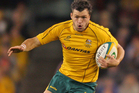 Adam Ashley-Cooper believes the skill of dominating a team over a short space of time can lay solid foundations for an attempted one-week ambush of the All Blacks. Photo / Getty Images
