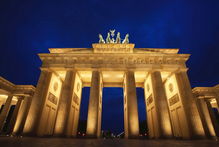 The Brandenburg Gate became a totem of Cold War schism as The Berlin Wall ran right in front of it. Photo / Thinkstock