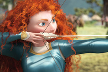 Brave is good, but can't match the thrills of The Incredibles or the heart of Toy Story 3. Photo / Supplied