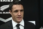 Dan Carter has broken Irish hearts with a drop goal with 30 seconds remaining to give the All Blacks a 22-19 victory in a match coach Steve Hansen admitted his side shouldn't have won.