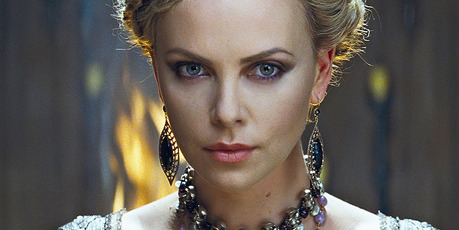 Charlize Theron in Snow White and the Huntsman.  Photo / Supplied
