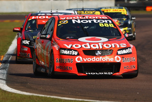 Craig Lowndes had a hugely successful weekend in Darwin. Photo / Getty Images