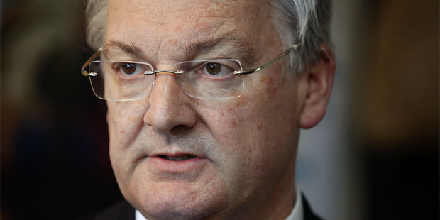 Revenue Minister Peter Dunne says the IRD's tax crackdown will net $1.73 billion for the country over the next five years. Photo / NZH