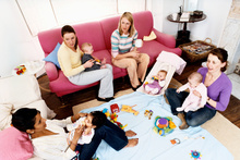 When you are a mother there is no end of well meaning advice tossed your way.  Photo / Thinkstock