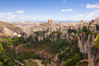 The hanging houses of Cuenca date back 1000 years. Photo / Thinkstock
