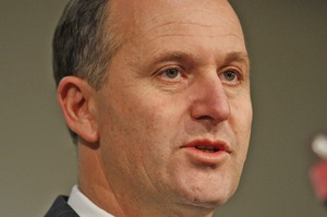 Prime Minister John Key says the European debt crises is a threat to the New Zealand. Photo / Getty Images.