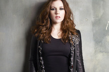 Katy B sings on the new Olympic theme song. Photo / Supplied