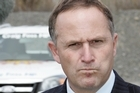 Prime Minister John Key discusses Winston Peters comments about 22,000 Chinese immigrants being eligible for the NZ Super.
