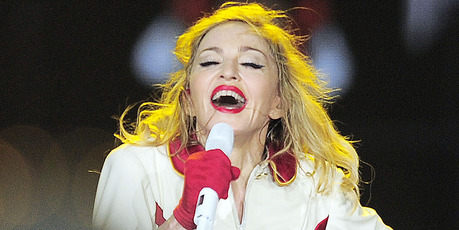 Madonna has been dubbed a 'funky grandma' by Deadmau5 iin an ongoing feud. Photo / AP