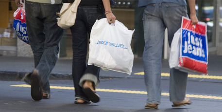 Kiwi consumers are feeling increasingly gloomy about the future, according to the latest survey. Photo / HOS 