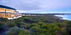 View: Southern Ocean Lodge, Kangaroo Island