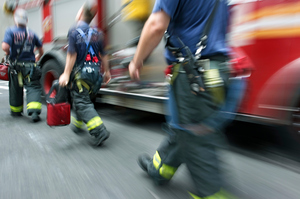 The radios have been sold to more than 1200 fire brigades in the Country Fire Authority. Photo / Thinkstock