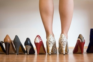 Hedge fund manager Daniel Shak is suing his ex-wife, Beth, for 35 per cent of all the shoes she owns. Photo / Thinkstock