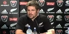 Watch: All Blacks - Reaction to record win over Ireland
