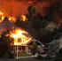 The Waldo Canyon fire burns an entire neighbourhood near the foothills of Colorado Springs, Colorado. Photo / AP
