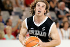 The New Zealand men's basketball side suffered their second heavy defeat in as many days losing to Greece 99-69. Photo / Getty Images.