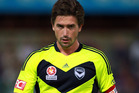Harry Kewell's next move may be to the English Championship after his shock exit from A-League club Melbourne Victory today. Photo / Getty Images.