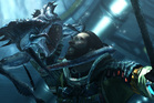 The setting for 'Lost Planet 3' is inhospitable - the gameplay may be as well. Photo / Supplied