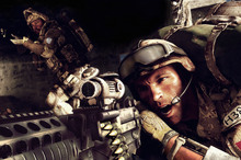 Will 'Medal of Honor: Warfighter' hold up against its futuristic competitors? Photo / Supplied 