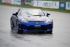 Lexus LFA. Photo / Supplied