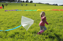 Celebrate Matariki by flying a kite. Photo / Supplied