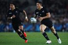 Sonny Bill Williams and Ma'a Nonu are both friends and rivals. Photo / Getty Images