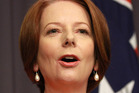 Australian Prime Minister Julia Gillard was called out for alleged 'lies' over carbon tax. Photo / Getty