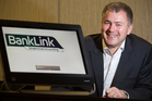 Richard Reese, GM of New Zealand operations, says he and the other founders of Banklink are committed to staying in Auckland.  Photo / Greg Bowker