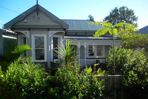The villa at 63 Francis St in Grey Lynn. Photo / Supplied