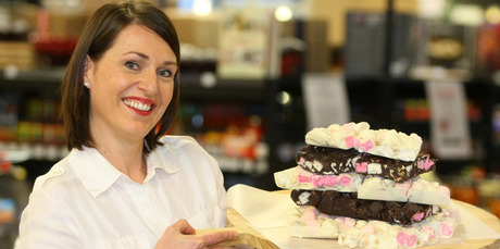 Edwina Paddis won almost instant acceptance for her Inspired Food range. Photo / Chris Gorman